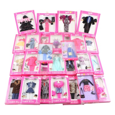"Barbie ""Fashion Avenue Collection"" Clothing and Accessories"