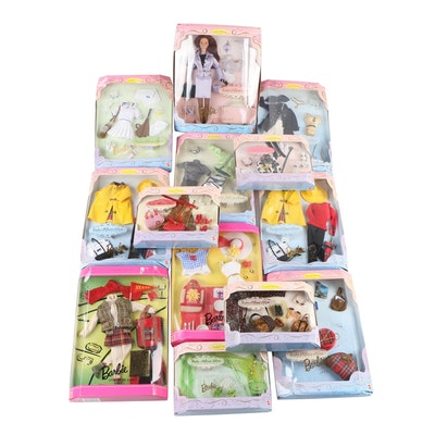 Limited Edition Barbie Millicent Roberts Doll, Clothing, and Accessories