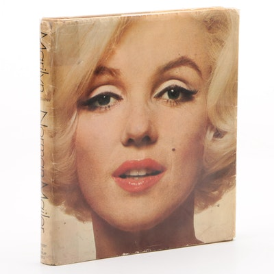 "Second Printing ""Marilyn: A Biography"" by Norman Mailer"