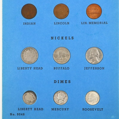 Whitman Album of Twentieth Century U.S. Coins