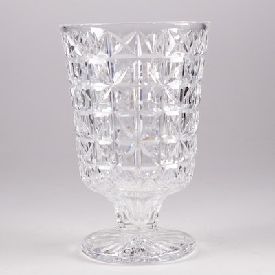 Waterford Crystal Large Open Vase