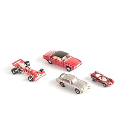 Gorgi Diecast Toy Cars Including James Bond 007 Aston Martin DB5 Model
