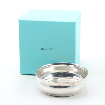 Tiffany & Co. Sterling Silver Bowl, Mid to Late 20th Century