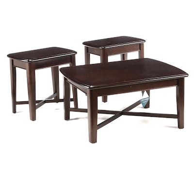 Standard Furniture Wood Tables, Contemporary
