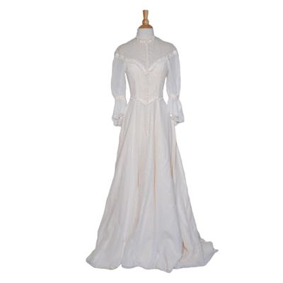Patricia Miller for Henri Bendel Wedding Gown, Vintage