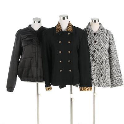 Chico's, H&M and Noviello Bloom Jackets