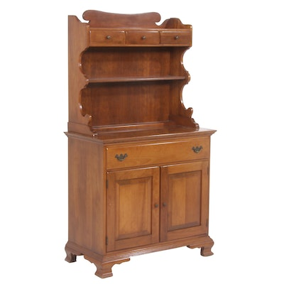 Welsh Valley by Thomasville Cherry Wood Cabinet, Late 20th Century