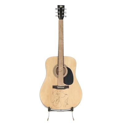 Dan + Shay Signed Acoustic Guitar