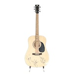 Jonas Brothers Signed Rogue Acoustic Guitar
