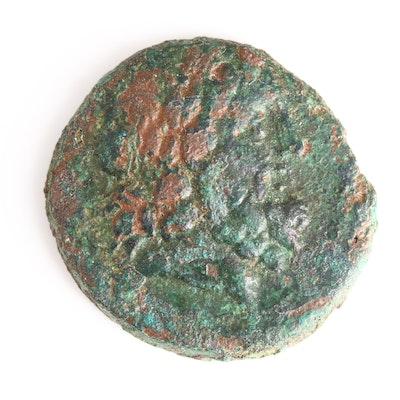 Ancient Mopsus, Cilicia AE21 Coin, ca. 150 B.C.