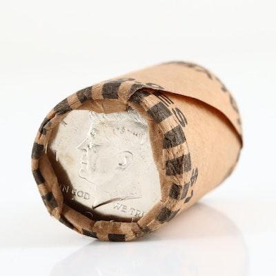 Twenty 1964 JFK Silver Half Dollars
