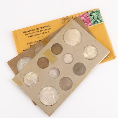 1957 United States Uncirculated Mint Set
