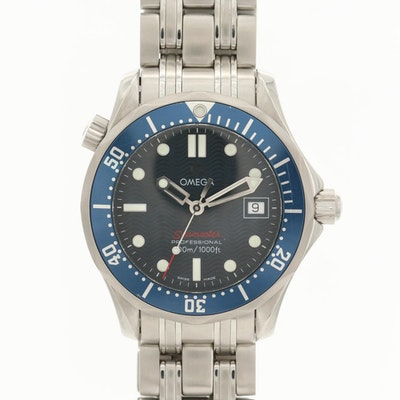 Omega Seamaster 300M Mid-Size Quartz Wristwatch