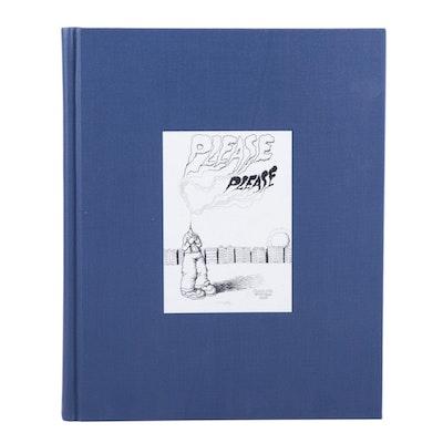 R. Crumb Retrospective Alexander Gallery Catalog Book, 1993