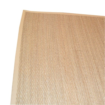 10'8 x 10'7.5 Sisal Flat Weave Area Rug