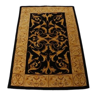 5'5 x 8'0 Hand-Tufted Sino-Persian Tabriz Rug