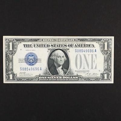 Series of 1928-A U.S. $1 Silver Certificate