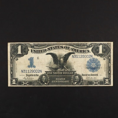 Series of 1899 U.S. $1 Silver Certificate
