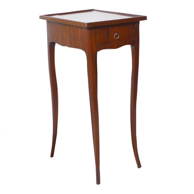 Dutch Marquetry Side Table, Early 20th Century