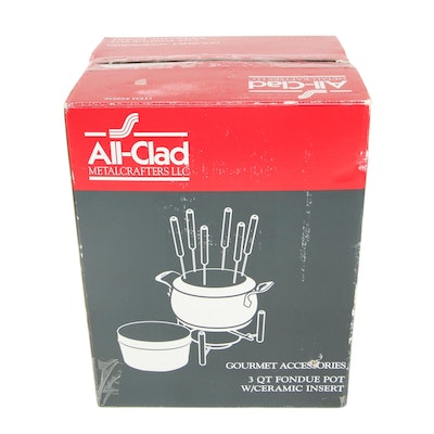 All-Clad Fondue Pot