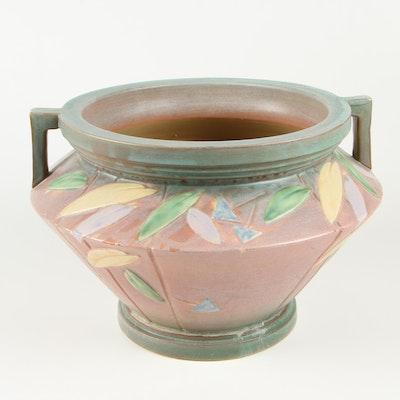 "Roseville Pottery ""Futura"" Jardiniere, circa 1920"