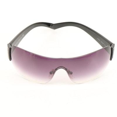 Prada Sport SPS07F Linea Rossa Wrap Unisex Sunglasses