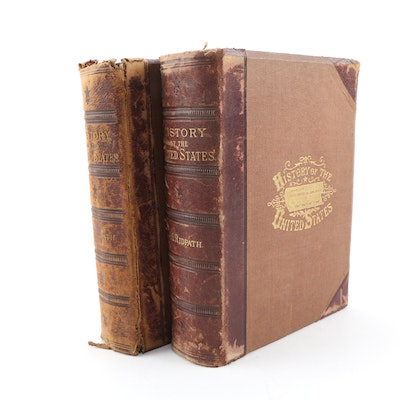 "Late 19th Century ""A Popular History of the United States of America"""