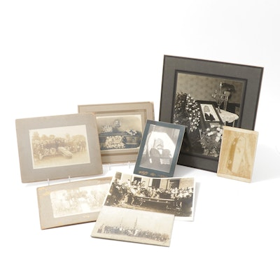 Post Mortem and Funeral Photography, 19th Century