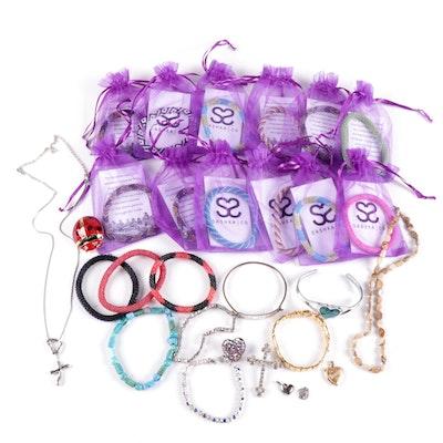 Sashka Nepali Crocheted Bead Bracelets and Other Jewelry