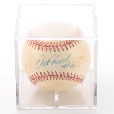 Tom Seaver Signed American League Baseball