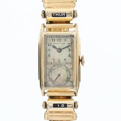 Vintage Hamilton Seckon Doctors Watch, 1935