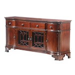 A.R.T. Furniture Regency Style Mahogany Buffet