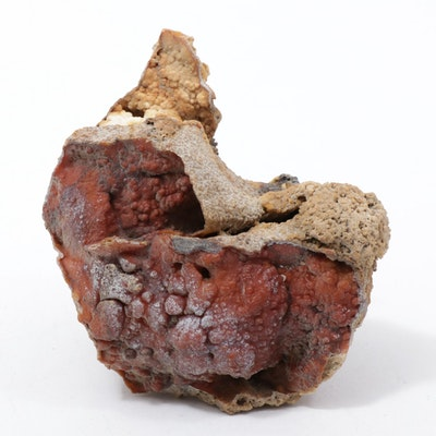 Rough Carnelian Mineral Specimen