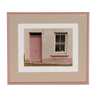 """Alan Klug Color Photograph """"County Donegal, Ireland"""", 1983"""