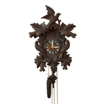Rombach and Haas German Carved Cuckoo Clock, Vintage