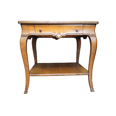 Toulon Heritage Louis XV Style Side Table, 20th Century