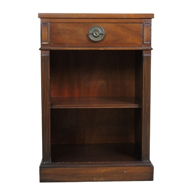 Kittinger Mahogany Bedside Table