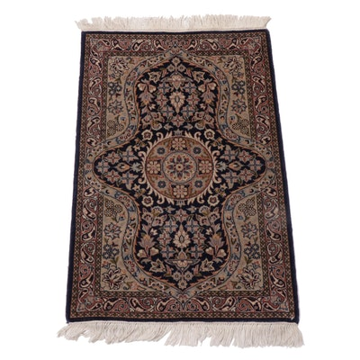 2'1 x 3'5 Hand-Knotted Pakistani Persian Tabriz Rug
