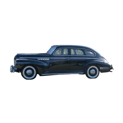 Partially Restored 1941 Buick Special Eight Sedan