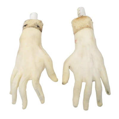 Special FX Makeup Foam Hand Forms
