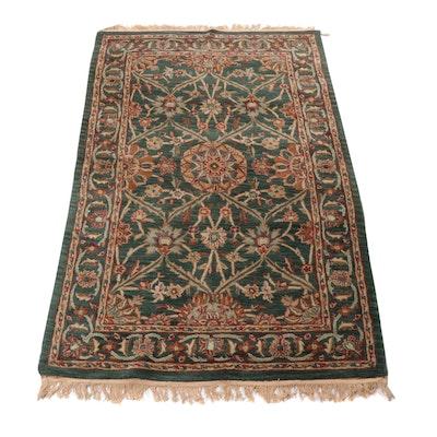 4'11 x 8'3 Hand-Tufted Indo-Persian Tabriz Rug
