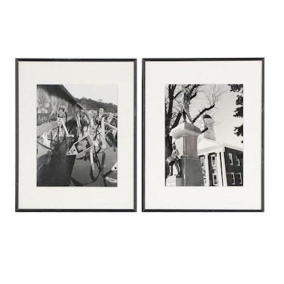 John B. Chewning Silver Gelatin Photographs