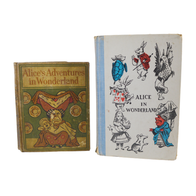 """Alice's Adventures in Wonderland"" by Lewis Carroll"