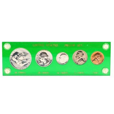 1955 U.S. Type Coin Proof Set