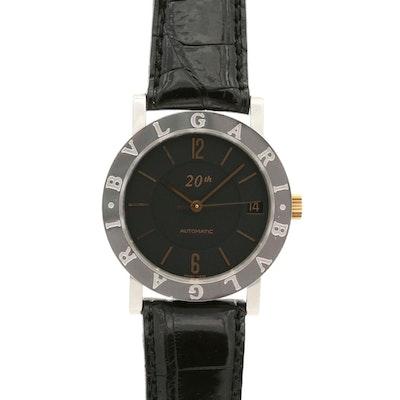 Bulgari BB 20th Anniversary Limited Edition Wristwatch