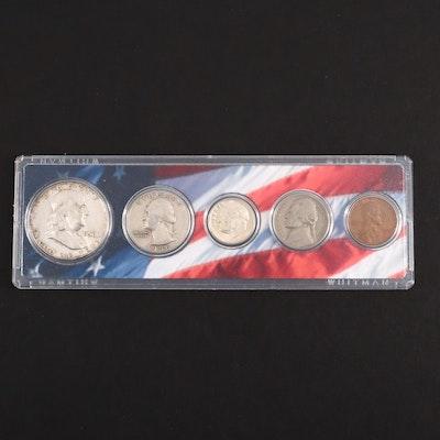 1956 U.S. Type Coin Set