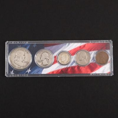 1950 U.S. Type Coin Set