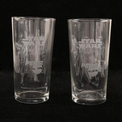 """Star Wars """"Episode 1, The Phantom Menace"""" Glasses"""