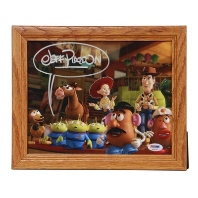 """Jeff Pidgeon Signed Digital Print for """"Toy Story 3"""", 2010"""