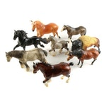 Breyer Horses Featuring Wixom, Old Timer, Shire A and More